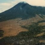 Volcan Orosí 1988